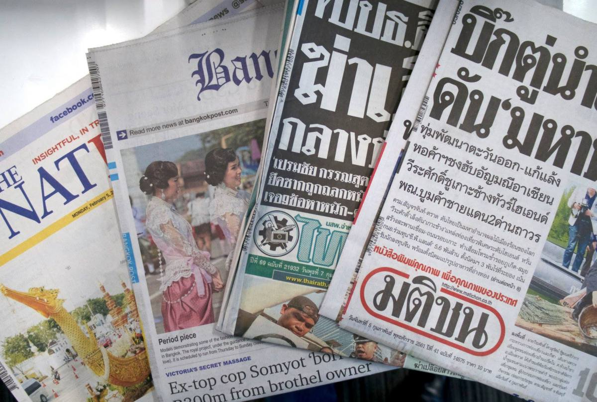 Analysing Thailand News With a Business Perspective